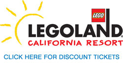 Click here to visit Legoland California Resorts's website for discounted tickets.