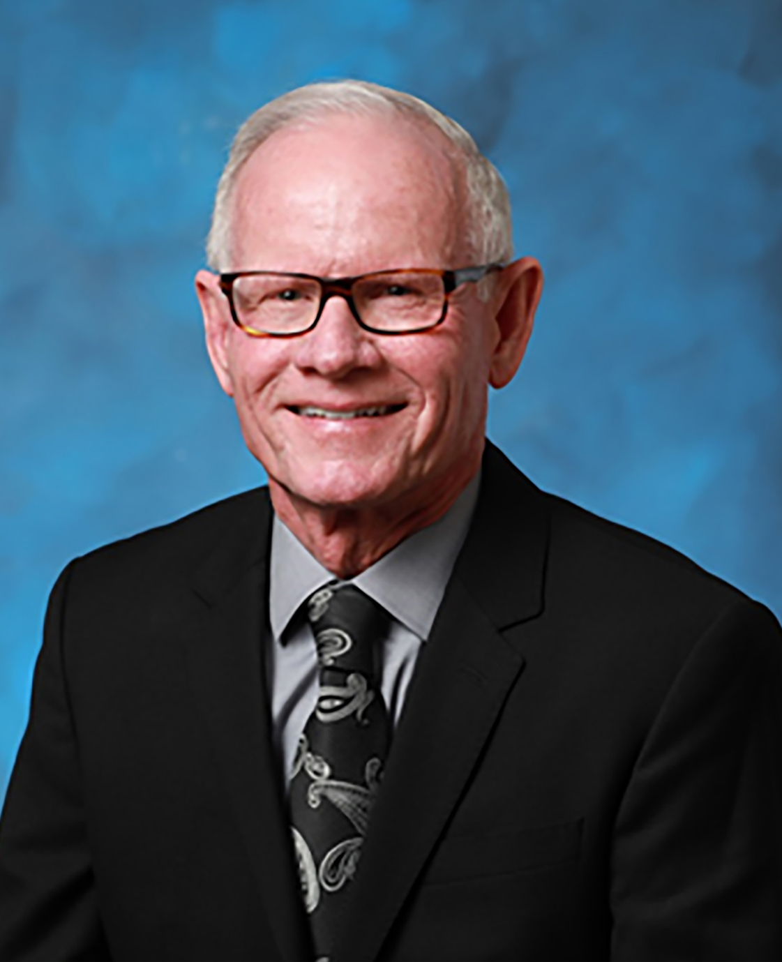 Supervisory Committee Member Keith Hansen